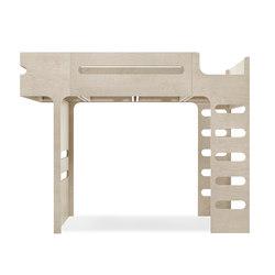 F bunk bed - natural | Letti infanzia | RAFA kids