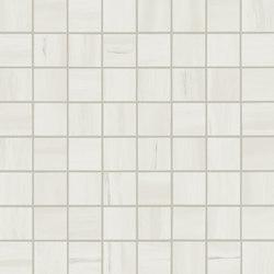 Marvel Stone mosaico matt bianco dolomite | Keramik Fliesen | Atlas Concorde