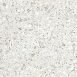 Marvel Gems terrazzo white | Ceramic panels | Atlas Concorde