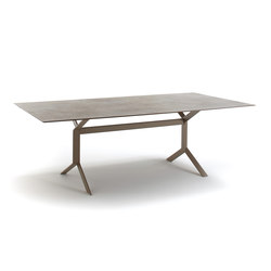 Key West 4220H dining table | Tables de repas | ROBERTI outdoor pleasure