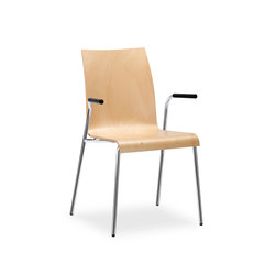 CURVEis1 C20V | Visitors chairs / Side chairs | Interstuhl Büromöbel GmbH & Co. KG