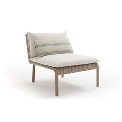 Key West 4231 lounge armchair | Armchairs | ROBERTI outdoor pleasure