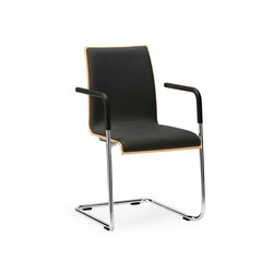 CURVEis1 C23S | Visitors chairs / Side chairs | Interstuhl Büromöbel GmbH & Co. KG