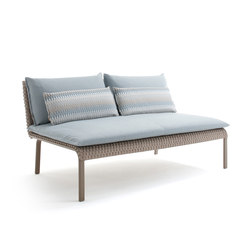 Key West 4232 lounge sofa | Sofás | ROBERTI outdoor pleasure