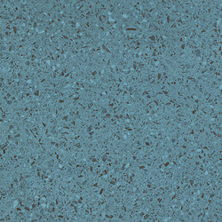 Marvel Gems terrazzo blue | Ceramic panels | Atlas Concorde