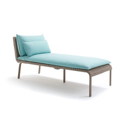 Key West 4234 chaiselongue | Sun loungers | Roberti Rattan