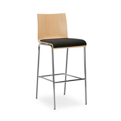 CURVEis1 C130P | Bar stools | Interstuhl