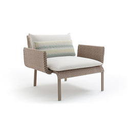 Key West 4281 armchair | Sillones | ROBERTI outdoor pleasure