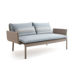 Key West 4282 sofa 2 seater | Sofás | ROBERTI outdoor pleasure