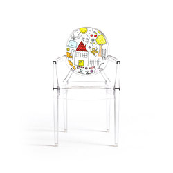 Lou Lou Ghost Special Edition | Kids chairs | Kartell