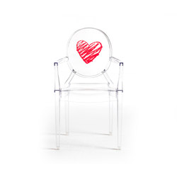 LOU LOU GHOST SPECIAL EDITION - Children\'s area from Kartell ...