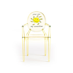 LOU LOU GHOST SPECIAL EDITION - Kids chairs from Kartell | Architonic