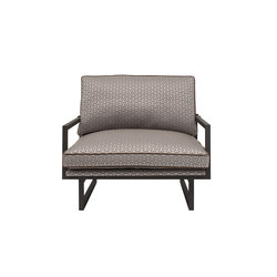Safari GP01 Armchair | Sillones lounge | Ghyczy
