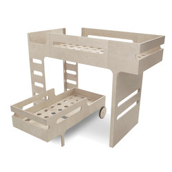 F&R toddler set - natural | Kids beds | RAFA kids