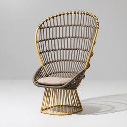 Cala | Garden armchairs | KETTAL