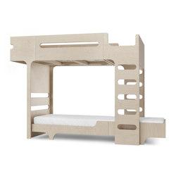 F&A bed - set for 2 kids - natural | Camas de niños / Literas | RAFA kids