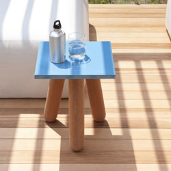 Paraggi square | Side tables | Exteta