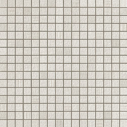 Room white mosaico | Ceramic tiles | Atlas Concorde