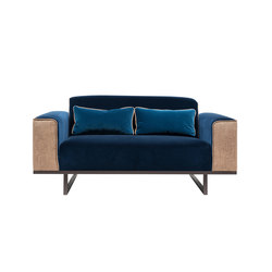 Safari GP02 Sofa | Loungesofas | Ghyczy