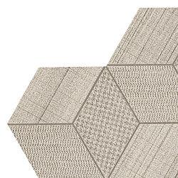 Room cord mosaico esagono | Ceramic panels | Atlas Concorde