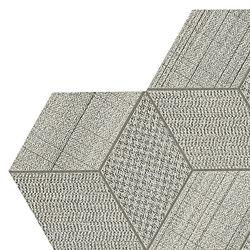 Room pearl mosaico esagono | Panneaux céramique | Atlas Concorde
