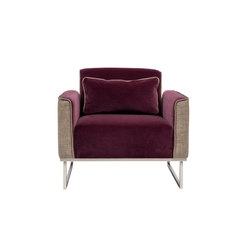 Safari GP02 Armchair | Poltrone lounge | Ghyczy