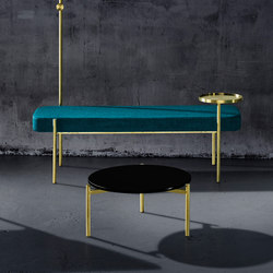 Crescent | Waiting area benches | Derlot Editions