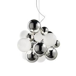Digit Mini   Chandelier   crystal   Lámparas de suspensión   Emmanuel Babled
