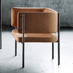 Crescent | Chaises | Derlot Editions