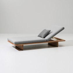 Mesh deckchair | Sun loungers | KETTAL