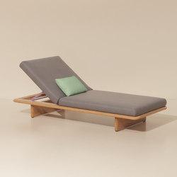 Mesh deckchair | Sdraio da giardino | KETTAL