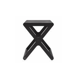 X stool - black   Stools   RAFA kids