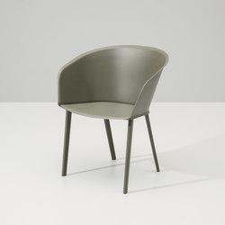 Stampa solid | Garden chairs | KETTAL