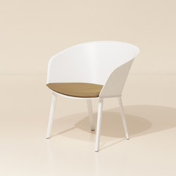 Stampa club solid | Chairs | KETTAL