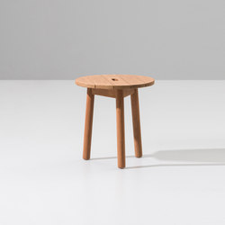 Riva side table | Mesas auxiliares de jardín | KETTAL