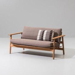 Riva 2-seater sofa | Garden sofas | KETTAL