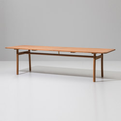Riva dining table 280x94 | Dining tables | KETTAL