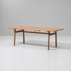 Riva dining table 220x94 | Dining tables | KETTAL