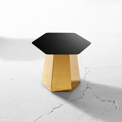 Hext | Side tables | Derlot Editions