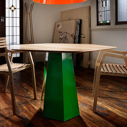 Hext | Dining tables | Derlot Editions