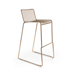 Lerod Bar Stool | Taburetes | Derlot Editions