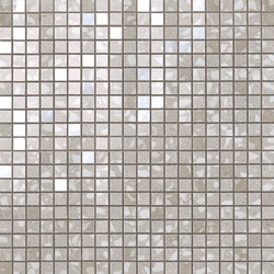 Marvel Gems terrazzo pearl mosaico | Ceramic panels | Atlas Concorde
