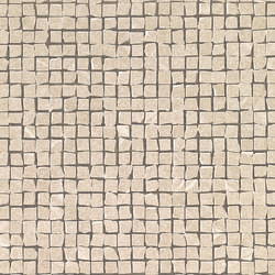 Marvel Stone mos tumbled desert | Ceramic tiles | Atlas Concorde