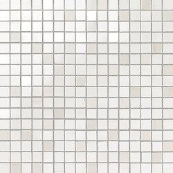 Marvel Stone mosaico bianco dolomite | Piastrelle ceramica | Atlas Concorde