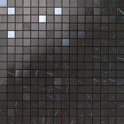 Marvel Stone mosaico nero marquina | Piastrelle ceramica | Atlas Concorde