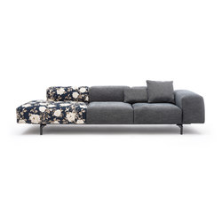 Largo | Loungesofas | Kartell