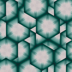Denim Dipeye | green | Auslegware | moooi carpets