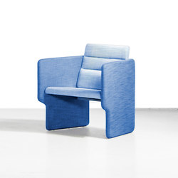 Tab | Lounge chairs | Derlot Editions