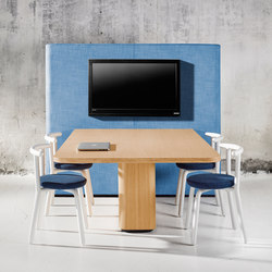Tetromino | Multimedia conference tables | Derlot Editions