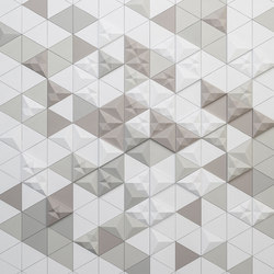 Tre | Concrete mosaics | KAZA